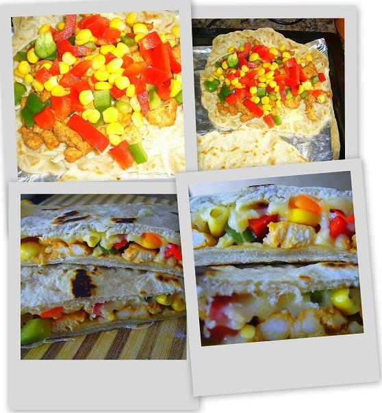 tortilla z nadzieniem, qurrilla