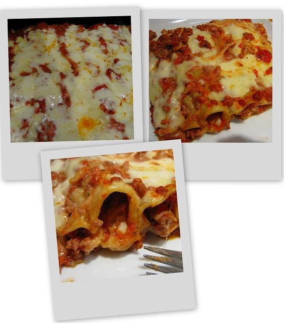 Cannelloni Czyli Viva Italia Ciag Dalszy Przepis Marty