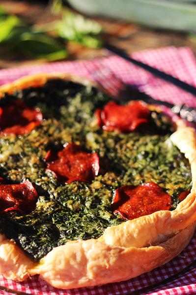 Quiche - kuchnia lidla