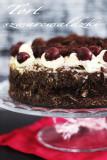 Black forest cake – tort szwarcwaldzki