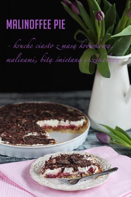 malinoffee pie