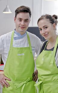 Warsztaty kulinarne z marką FRoSTA – ryby i owoce morza