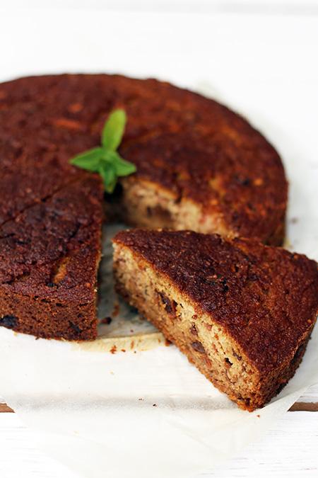 Ciasto z kaszy jaglanej
