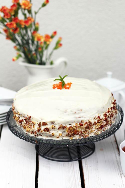 Najlepsze Ciasto marchewkowe