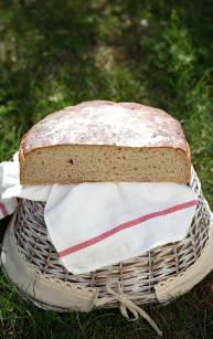 Zakwas i ulubiony chleb
