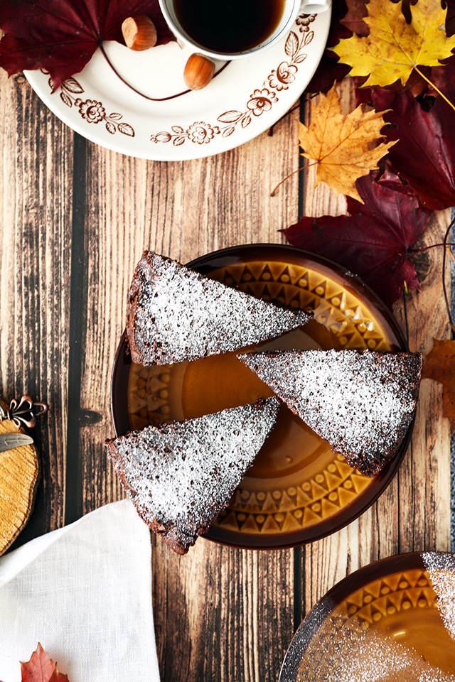 Ciasto czekoladowo dyniowe