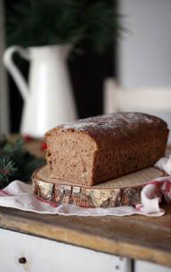 Chleb razowy na zakwasie – tatterowiec
