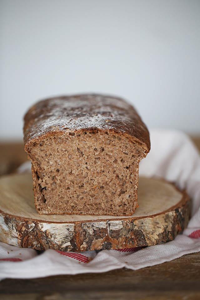 Chleb tatterowiec
