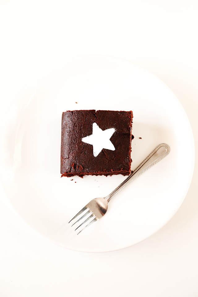 Czekoladowe ciasto z burakow