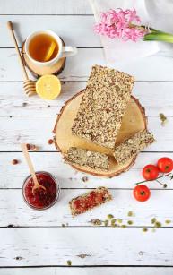 Chleb z samych ziaren (chleb zmieniający życie)