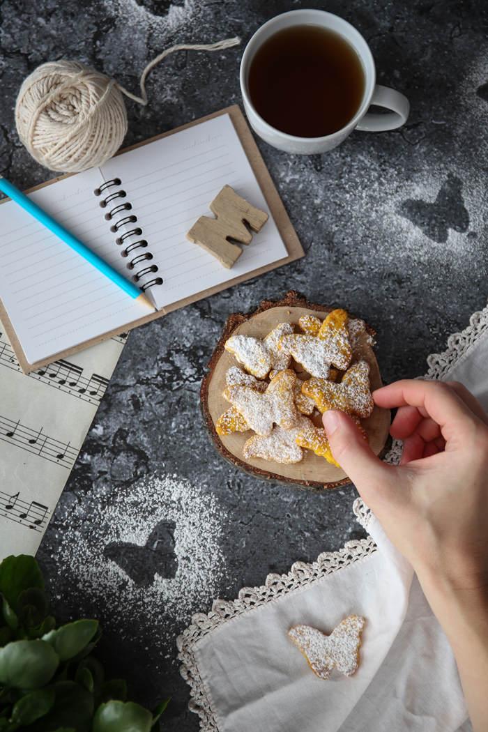 Ciasteczka dyniowe przepis