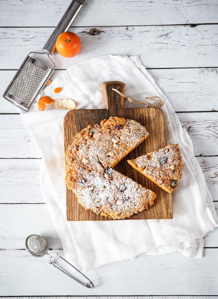 Przepis na ciasto marchewkowe bez pieczenia