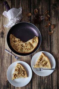 Przepis na ciasto z patelni