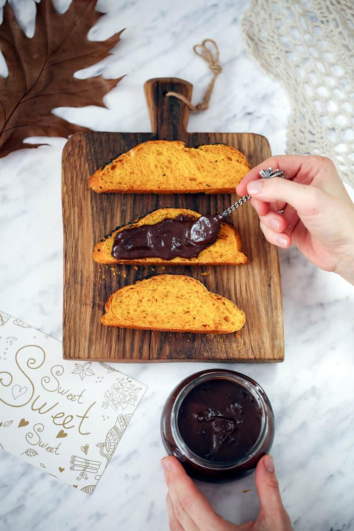 Przepis na weganski krem czekoladowy