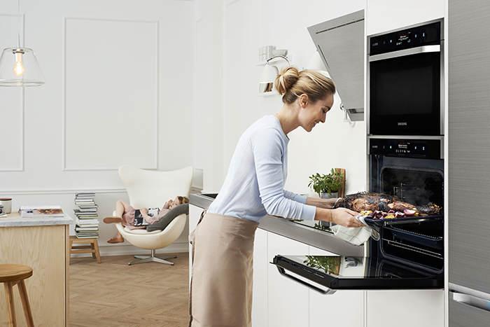 Piekarnik samsung dual cook