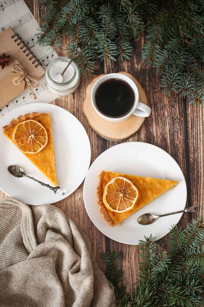 Tarta pomarańczowa przepis