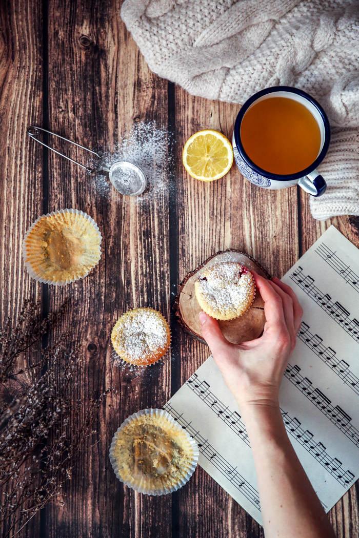 Muffinki z mascarpone przepis