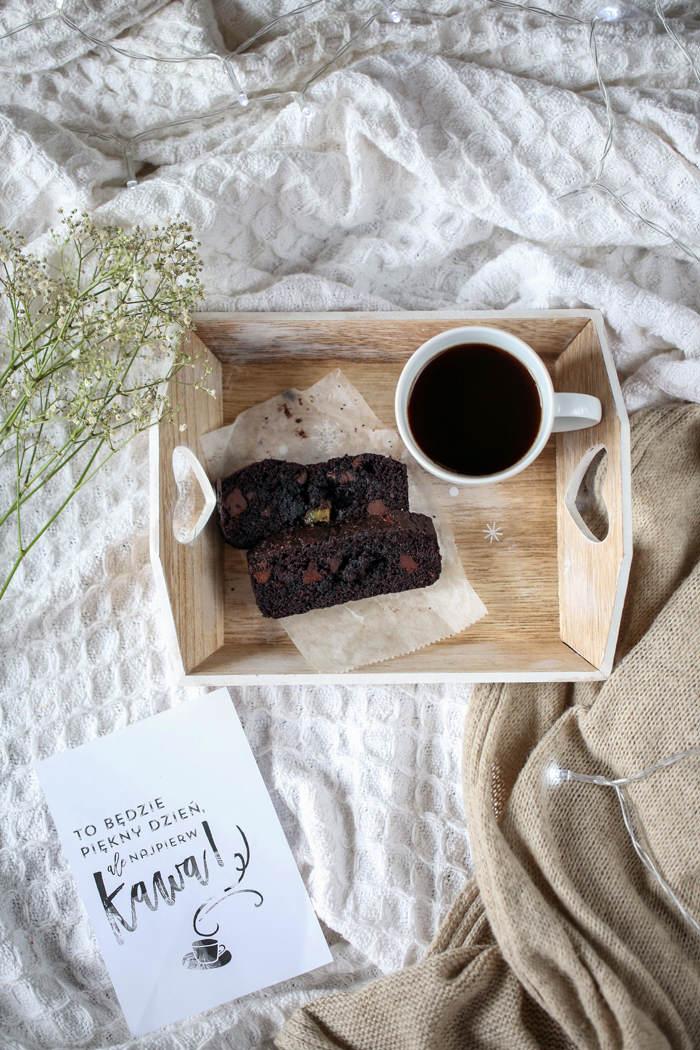 ciasto czekoladowe bez glutenu i masła