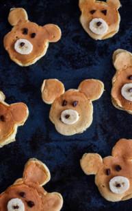 Jogurtowe pancakes