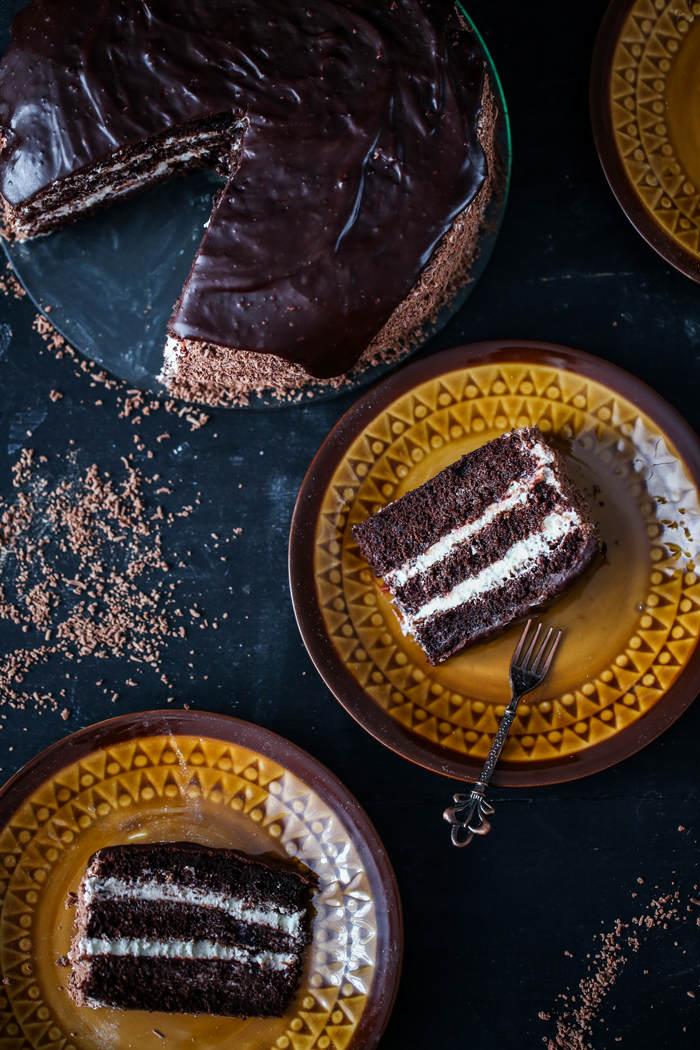 Najlepszy tort czekoladowy przepis