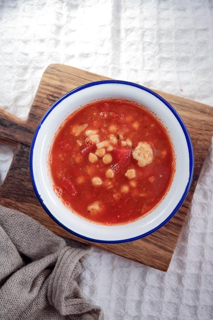 indyjska zupa przepis