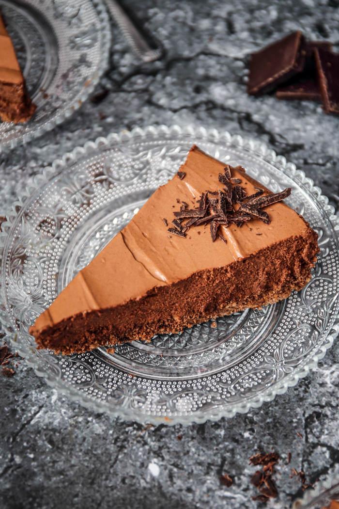 placek czekoladowy przepis