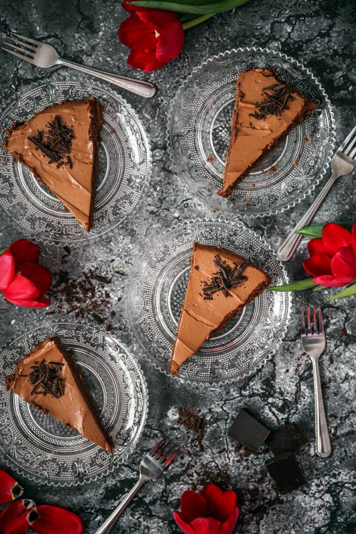 Tarta czekoladowa przepis