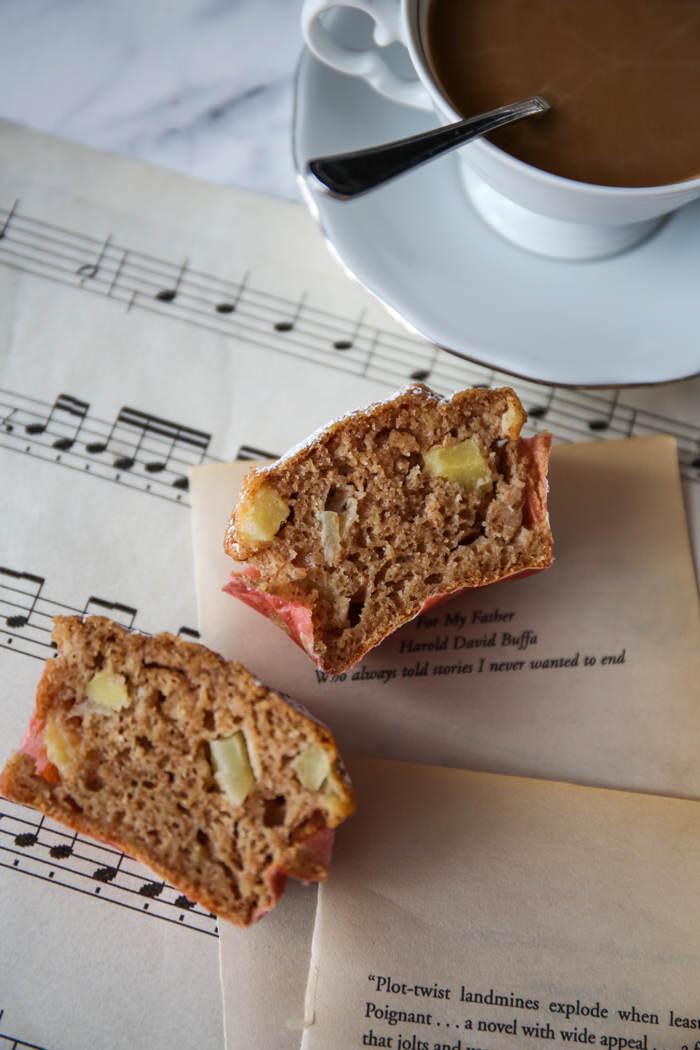 muffinki z mąki orkiszowej przepis
