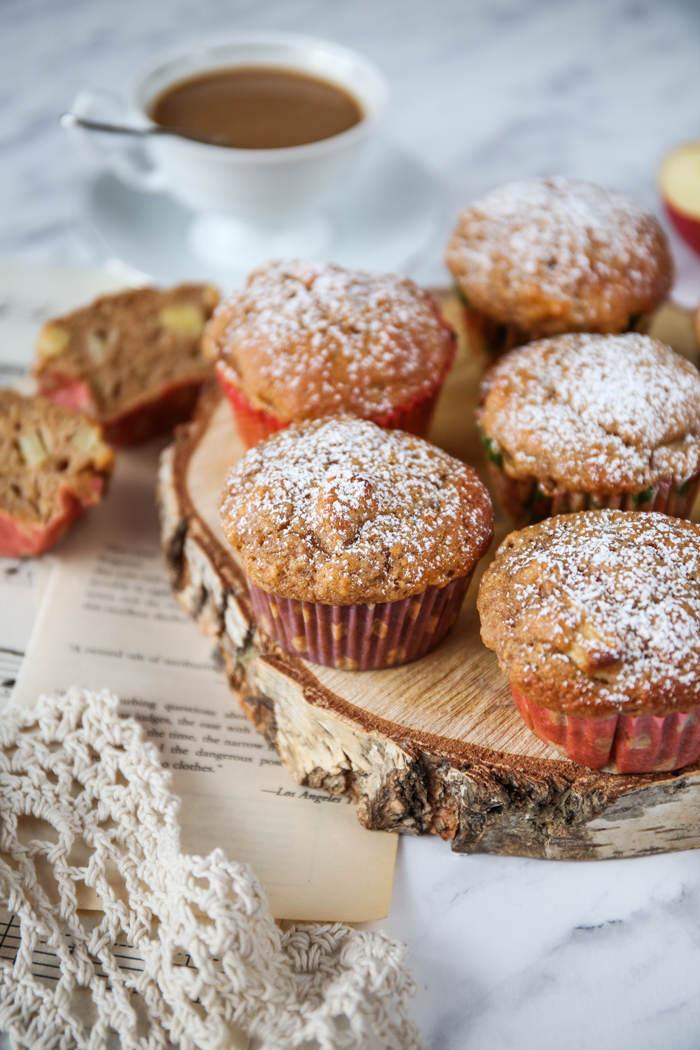 orkiszowe muffinki przepis
