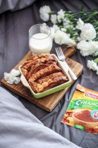 tosty cynamonowe przepis