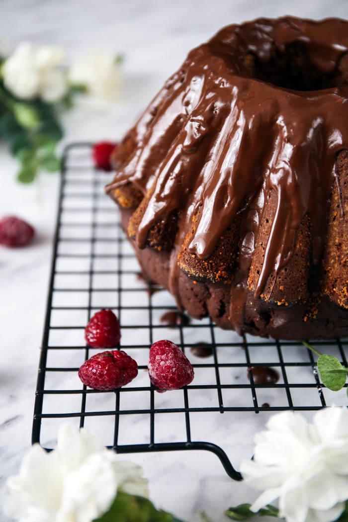 wilgotna babka czekoladowa przepis