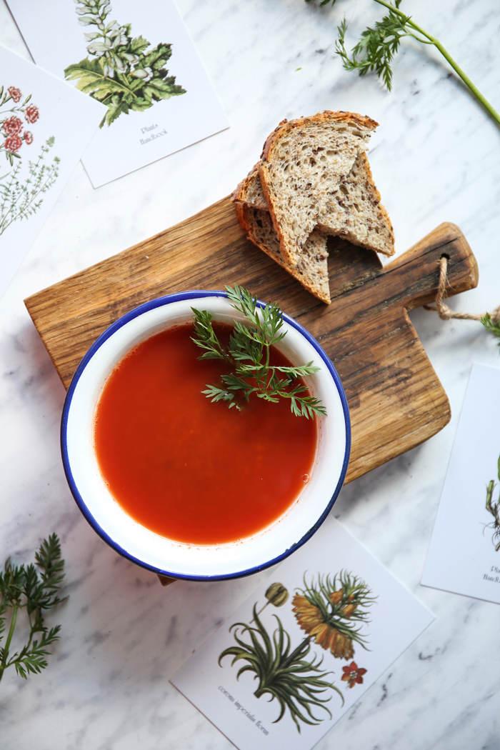 Zupa krem z soczewicy przepis