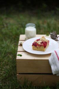 proste ciasto z truskawkami przepis