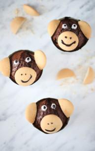 Babeczki małpki