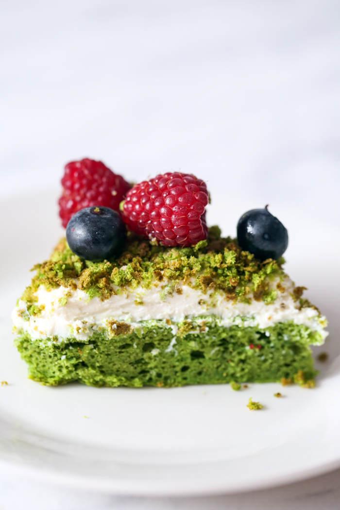 dietetyczne ciasto ze szpinakiem przepis