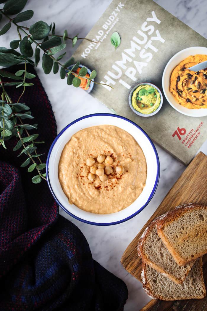 Hummus po węgiersku przepis