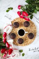 muffinki bananowo - czekoladowe przepis
