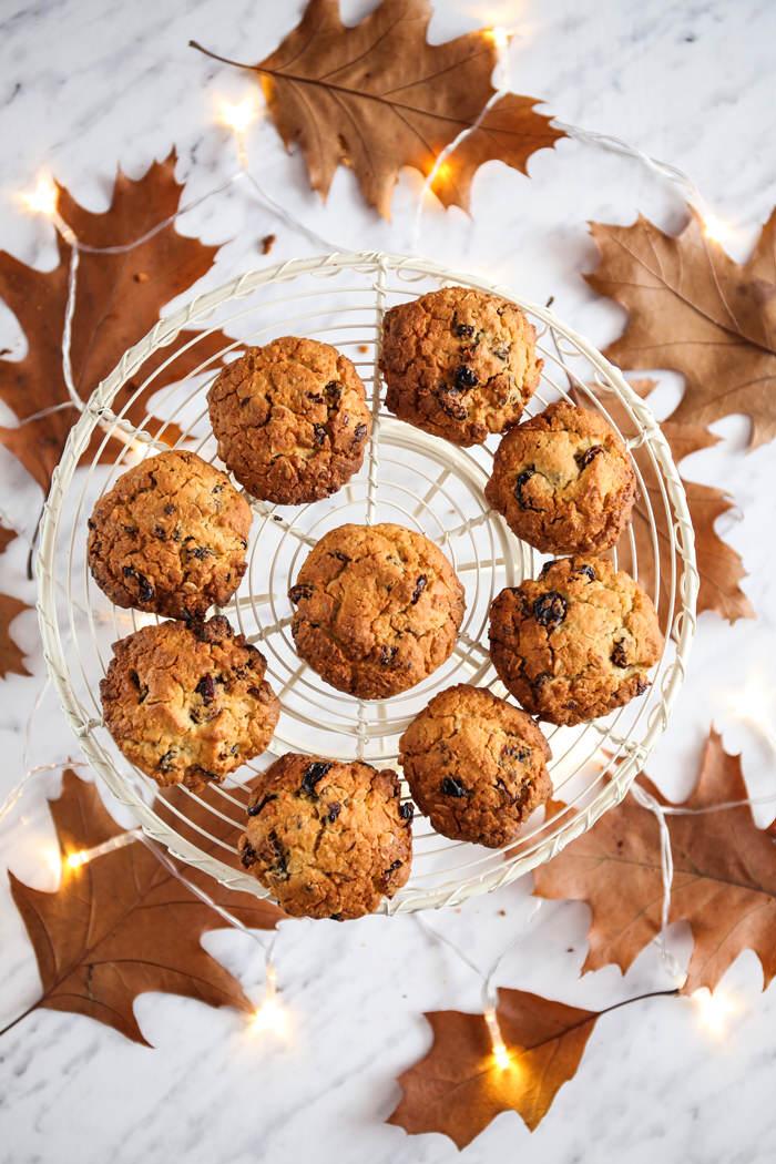 kruche ciasteczka bezglutenowe przepis