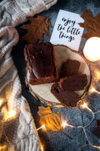 fasolowe brownie przepis
