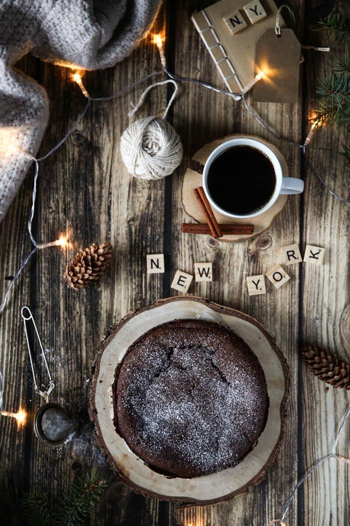 aromatyczne ciasto czekoladowe przepis