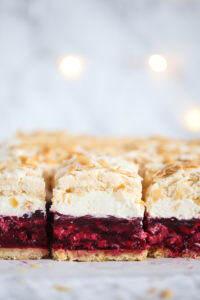 malinowa chmurka ciasto