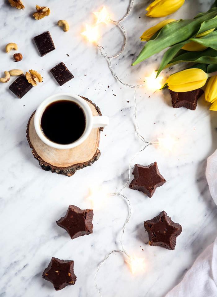 Szybki deser czekoladowy