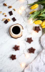 Blok czekoladowy bez pieczenia