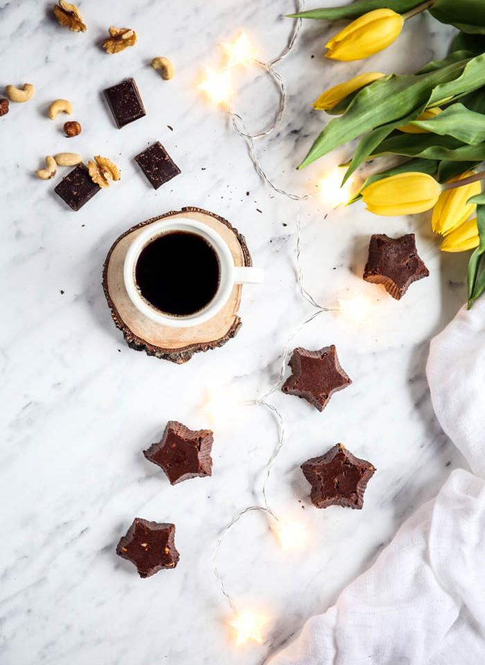 Fit czekoladki
