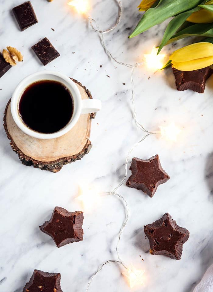 Fit deser czekoladowy