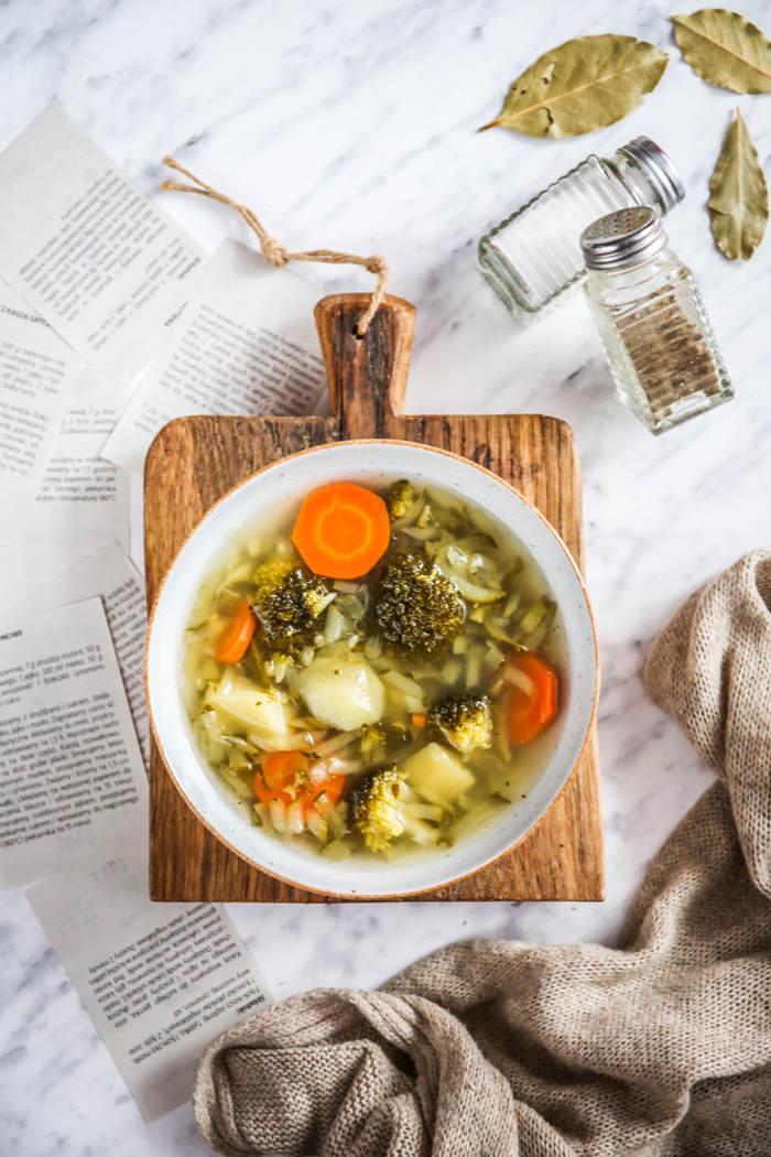 Zimowa zupa jarzynowa przepis