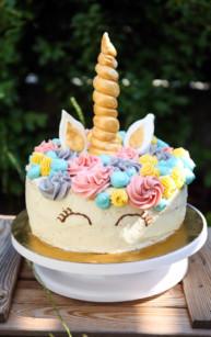 Jak zrobić tort jednorożec