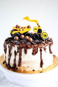 Tort koparka przepis
