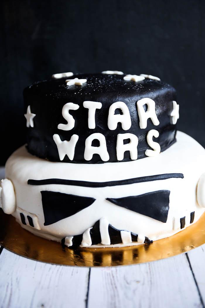 Tort Star Wars