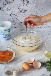 Jogurtowe placuszki